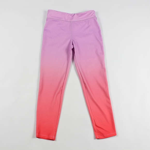 99cadde3922a7d GAP Pants | Fit Pink Fitness Yoga Athletic Leggings Sz M | Poshmark